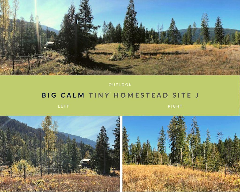 Big Calm Tiny Homesteads site J photos